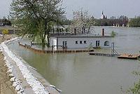 Ház, víz alatt