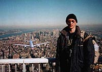 Az utolsó turista a WTC-n