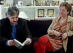 A producer és az író: Bodzsár István, Rácz Zsuzsa