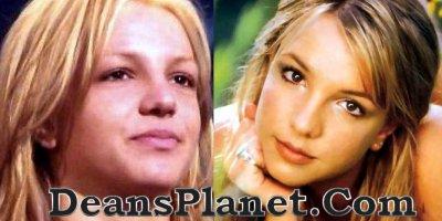 Britney Speras// Fot�: deansplanet.com, (c) 2002-2006 Index.hu