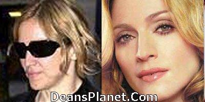 Madonna// Fot�: deansplanet.com, (c) 2002-2006 Index.hu