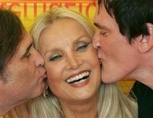 Dante, Bouchet, Tarantino