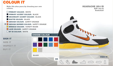 Index Tech Tervezzen sportcipőt online!