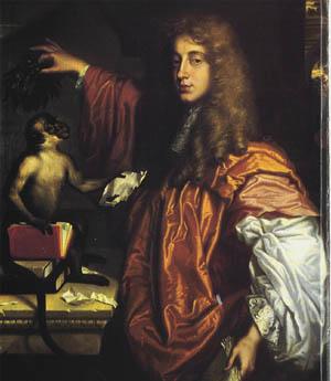 John Wilmot, Rochester II.                          grófja