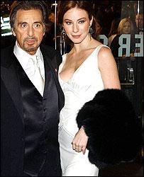 Al Pacino és Lynn Collins