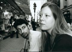 Abed Al-Sahli és Charu Newhouse