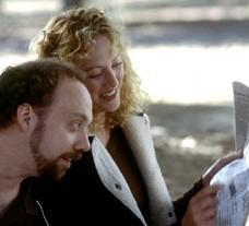Paul Giamatti és Virginia Madsen