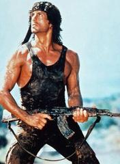 Rambo (Sylvester Stallone)