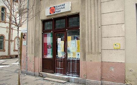 Fidesz pesterzsébeti irodája