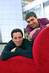 Larry Page és Sergey Brin