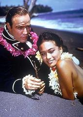 Brando és Tarita