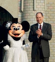 Eisner és Minnie