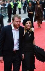 Madonna a Sin City londoni díszbemutatóján