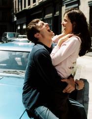 Amanda Peet és Ashton Kutcher a filmben
