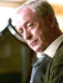 Alfred Pennyworth (Michael Caine)