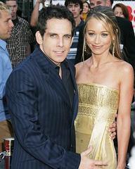 Ben Stiller és Christine Taylor