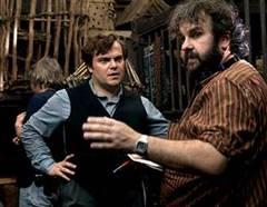 Peter Jackson Jack Blackkel a King Kong forgatásán