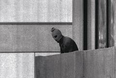 München, Olimpiai Falu, 1972. szeptember 5.