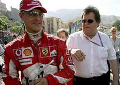 Haug és Schumacher a monacói futamon is összefutottak