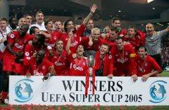 A Liverpool az Európai Szuperkupával