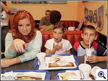 Claudia és a gyerekek