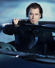 John Travolta - Jockey?