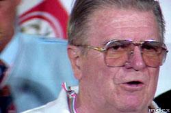 Puskás Ferenc 2001-ben