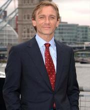 Daniel Craig, az első szőke Bond