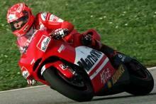 Schumacher a motoron