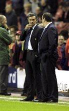 Mourinho és Benítez