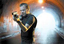 Jack Bauer (Kiefer Sutherland) a 24-ben