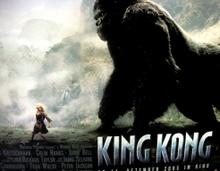 King Kong, 2005: plakát Bécsben
