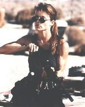 Sarah Connor (Linda Hamilton), 1991