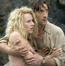 Brody és Naomi Watts a filmben