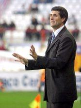 Juan Ramón Lopez Caro csak átmeneti megoldás lesz (fotó: epa)