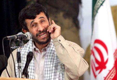 Mahmud Ahmadinedzsád