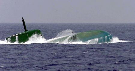 Izraeli tengeralattjáró