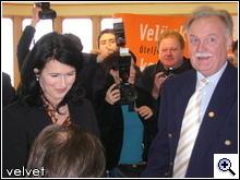 Fidesz nőtagozat kampánynyitó