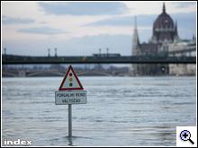 Hétfő esti helyzet Budapesten (Klikk a képre!)