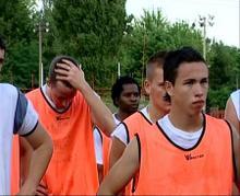 Fogták a fejüket, amikor megjelentem (Kép: TV Kispest)