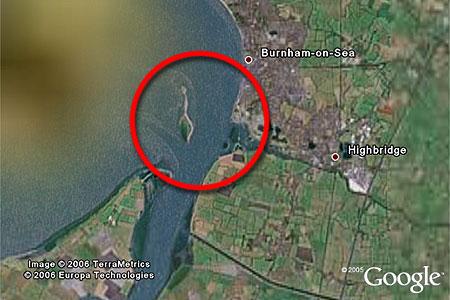 A Stert-sziget, ahova a fiúk tartottak