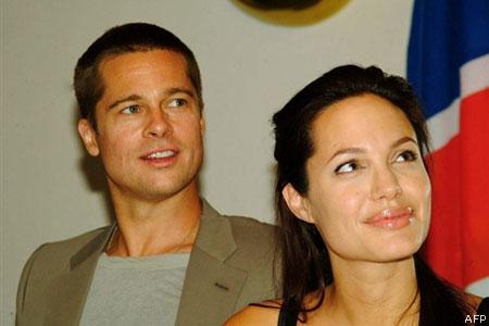 Pitt és Jolie