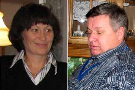 Prikkel Tamásné és Prikkel Tamás (Fotó: FMRFK)