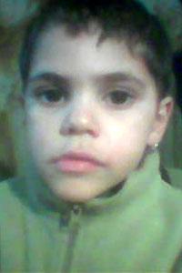 Gyuszika öt éves volt (Fotó: SzSzBMRFK)
