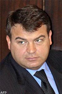 Anatolij Szergyukov