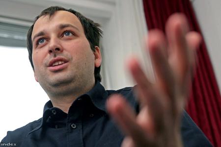 Kapitány Balázs (fotó: Huszti István)