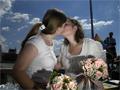 Az első magyar leszbikus házasság