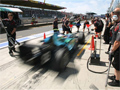 Európa GP idõmérõ