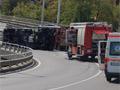300 liter gázolaj folyt az úttestre