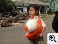 Újabb cunamiriadó Indonéziában